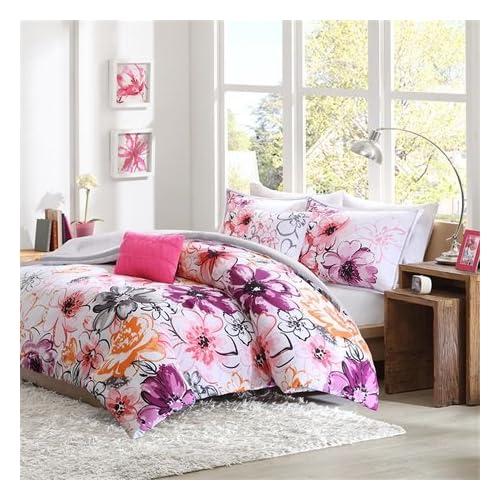 Olivia 4 Piece Comforter Set