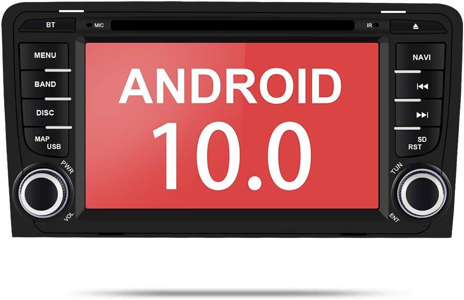 Aumume Android 10 0 Autoradio Für Audi A3 Elektronik