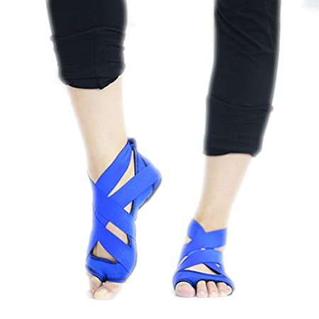 Calcetines de yoga Aptitud Profesional Correas de Baile ...