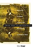 img - for From Text to Hypertext: Decentering the Subject in Fiction, Film, the Visual Arts, and Electronic Media (Penn Studies in Contemporary American Fiction) by Silvio Gaggi (1998-09-01) book / textbook / text book