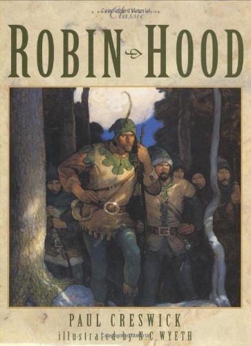 Robin Hood (Scribner Storybook Classics)