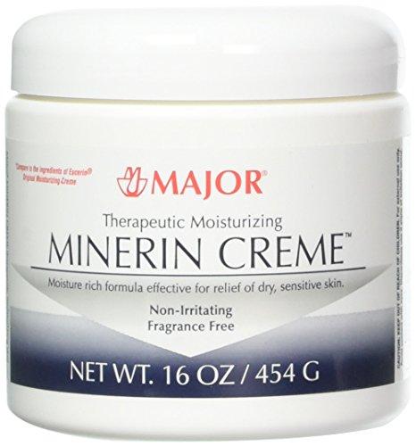 Major Pharmaceuticals Minerin Cream, 16 Ounce