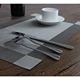 Bright Dream Placemats Easy to Clean Plastic