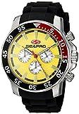 SEAPRO Men's SP8333 Casual Scuba Explorer Watch, Yellow