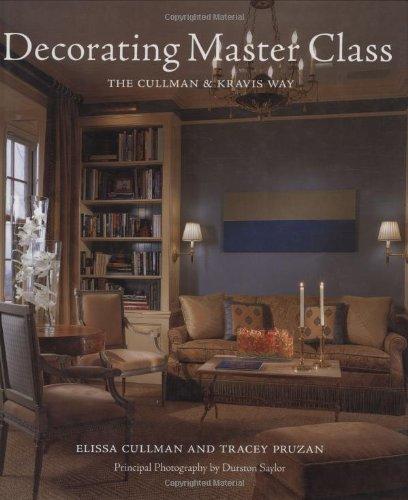 Decorating Master Class: The Cullman & Kravis Way