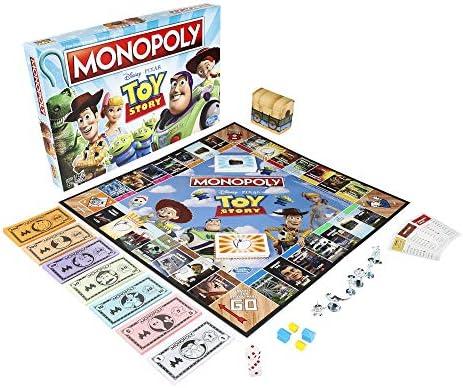 Monopoly Toy Story: Amazon.es: Juguetes y juegos