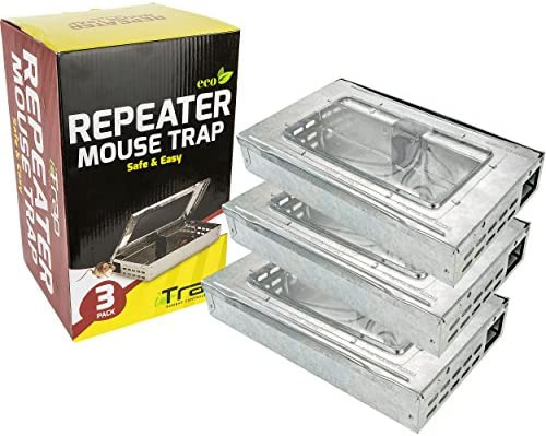 iTrap iTrap 002 S4 3PK Multi Catch Humane Repeater product image