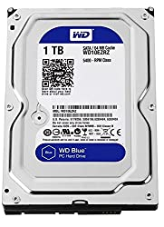 WD Blue PC Hard Drives. High Capacity, Proven Reliability. WD expands their award-winning desktop and mobile storage lineup with WD Blue PC hard drives. Extensively tested and built to WD's high standards, WD Blue offers a wide variety of capacities-...