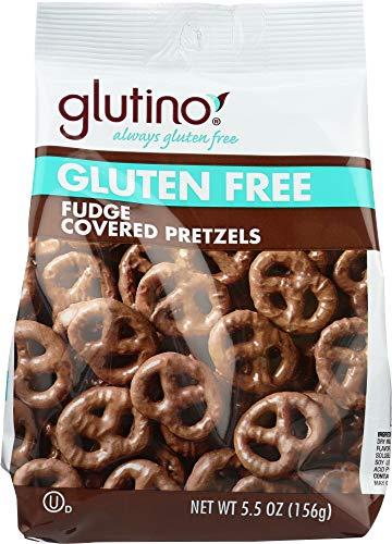 - Gluten Free Chocolate Covered Pretzels Fudge (1 Item only)