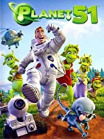 Filmcover Planet 51