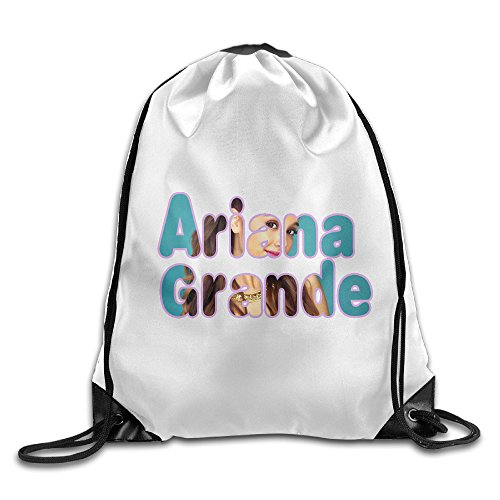 Bekey Ariana Grande2 Training Gymsack For Men & Women For Home Travel Storage Use Gym Traveling Shopping Sport Yoga Running