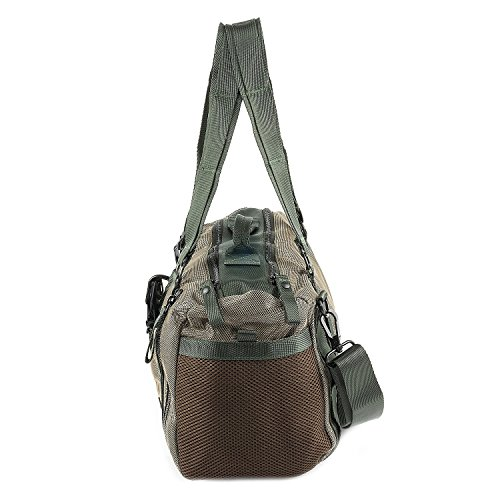 George Gina & Lucy Tasche - Ohone - Olive Brown
