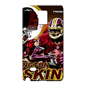 samsung note 4 Ultra Snap-on High Grade Cases phone carrying covers washington redskins nfl football