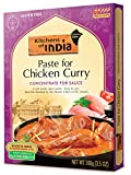 Kitchens Of India Curry Paste For Chicken Curry, 3.5-Ounce Boxes (Pack of 6) (packaging may vary)