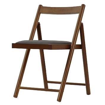 天然木 折りたたみ チェア ダイニングチェア 予備椅子 リビング学習 木製 チェアー いす 椅子 折り畳み 木