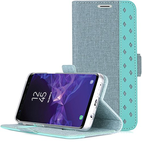 Samsung Galaxy S9 Wallet Case, ProCase Folio...