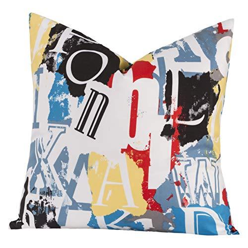 Crayola Dream On Square Pillow - 26 X 26 Euro ()