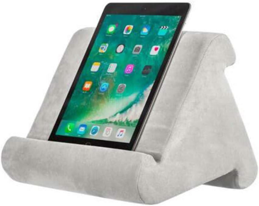 ILYWZY Flippy Multi-ángulo Almohada cojín Holder, Tablet Soporte Suave móvil del Soporte adecuados para Ereaders, teléfonos Inteligentes, Libros, revistas