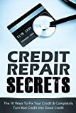 Do You Want To Buy a House Someday, or Save Money By Lowering Your Car Payments?If so, then this book is your answer because it will give you step-by-step instructions to rapidly raise your credit score.You Will Find Out:- The Credit Repair S...