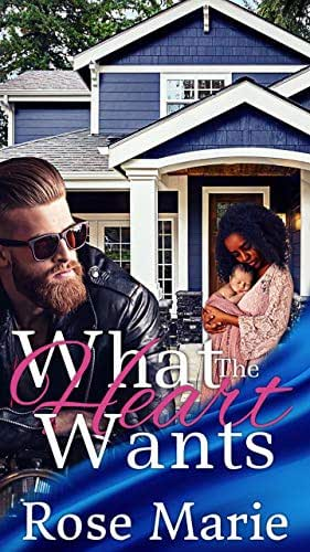 What The Heart Wants: A Sweet Second Chance Romance Novel