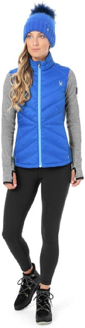 Spyder Womens Solitude Down Vest Down-Outerwear-Coats