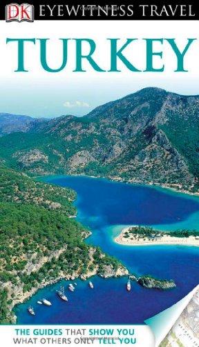 DK Eyewitness Travel Guide: Turkey (Best Price On Turkeys 2019)