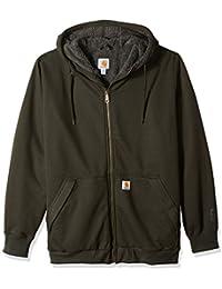 Men's Big & Tall Rd Rockland Sherpa Lined Hooded Sweatshirt