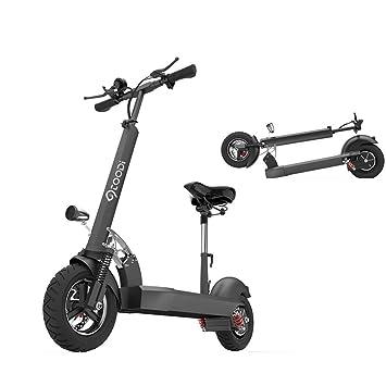 MOIMK Scooters eléctricos de 10 Pulgadas para Adultos ...