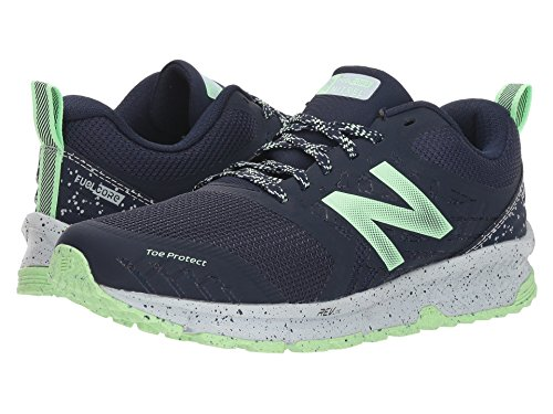 左操作可能不調和[new balance(ニューバランス)] レディースランニングシューズ?スニーカー?靴 Nitrel Pigment/Green Flash 12 (29cm) D - Wide