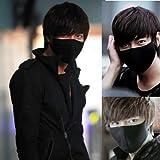 SOthread 2PC Unisex Fashion Warm Outdoors Sport Anti-Dust Cotton Mouth Mask S