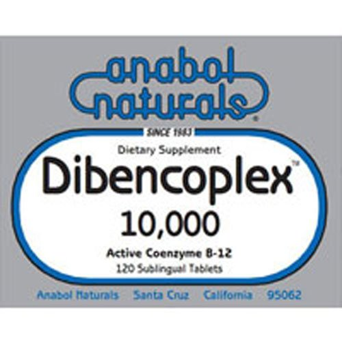Dibencoplex 10Vitamin 000 mcg 120 Tabs