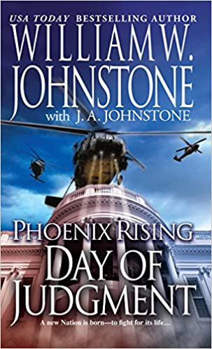 Day of Judgment (Phoenix Rising)