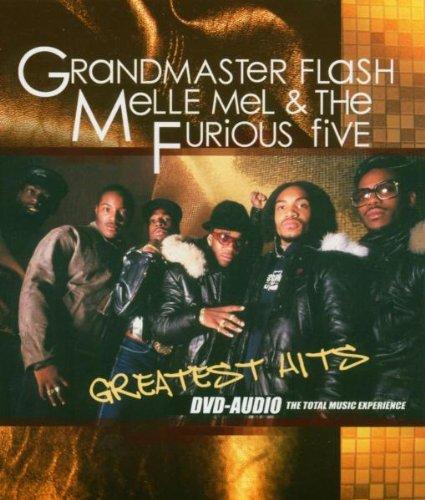Grandmaster Flash, Melle Mel & The Furious Five Greatest Hits (Grandmaster Flash & The Furious Five Scorpio)