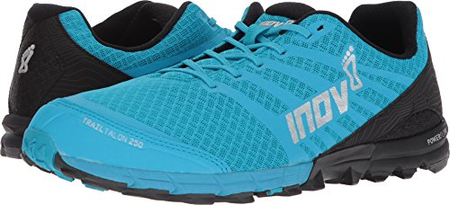 Inov-8 Inov8 Mens Trailtalon 250, Blue/Black, 11 (In Course A Surfaces Minimal)