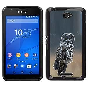 iBinBang / Funda Carcasa Cover Skin Case - Ornithologie Ailes Nature Été - Sony Xperia E4