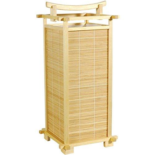 Oriental Furniture LMPNARA-Natural 18