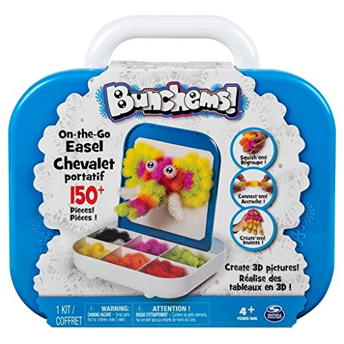Bunchems 6027589  On the Go Easel  Craft