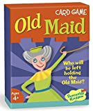 Peaceable Kingdom Old Maid Classic Card Game for Kids - 53 Cards with Gift Box offers