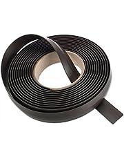 5 meter magneetband voor stofzuigers, magneetstrip, 25 mm, begrenzingsstrips, geschikt voor alle gangbare vacuümrobots, Vorwerk, Miele, Xiaomi enz.