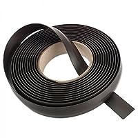 Staubsauger Magnetband/Magnetstreifen 25 mm, 5 Meter Rolle, Begrenzung für Ihren Saugroboter, geeignet für alle handeslüblichen Geräte