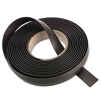 Aspiradora cinta magnética/magnético rayas rollo de 25 mm, 5 m): Amazon.es: Hogar