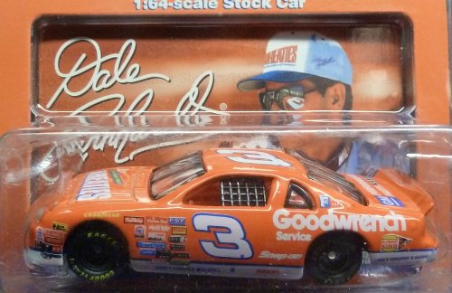 3 Wheaties 1997 Chevrolet Monte Carlo Dale Earnhardt NASCAR Limited Edition 1//64 Scale Replica Race Car Platinum Series No Action Racing Collectibles