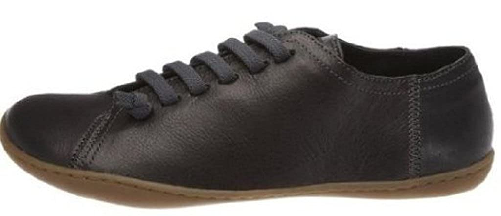 CAMPER Peu Peu Peu Cami 20848 017 Schwarz Grau Damen Leder Lo Turnschuhe Schuhe Stiefel 9f1573