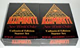 Illuminati New World Order Card Game Unlimited Edition Starter set Second Printing