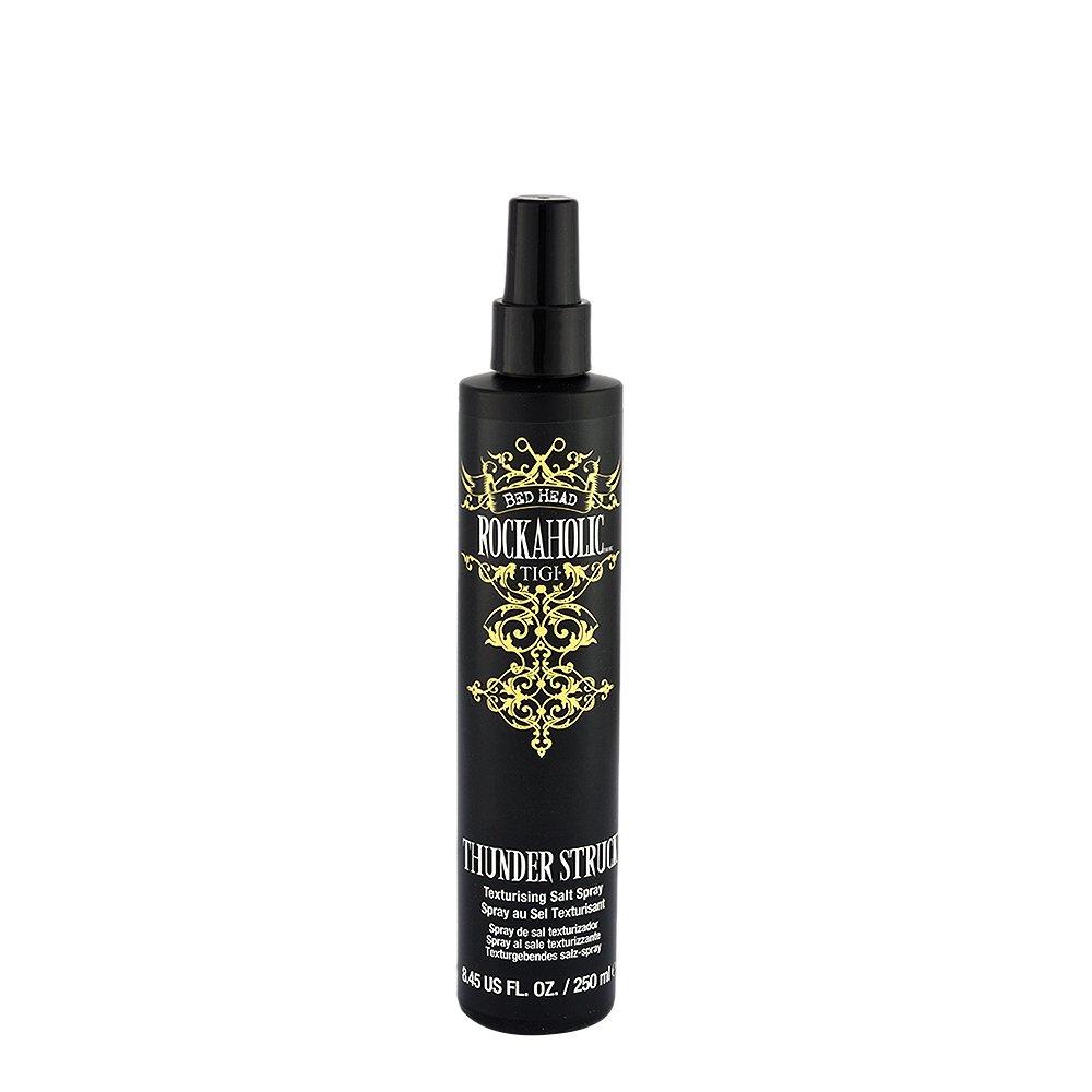 Bed Head Rockaholic Texture Salt Spray Thunder 8.45 Ounce (250ml) Tigi