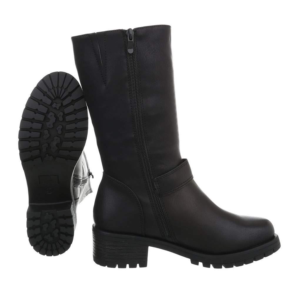Damen Schuhe Stiefel Blockabsatz Blockabsatz Blockabsatz EUR 36-EUR 41 222840