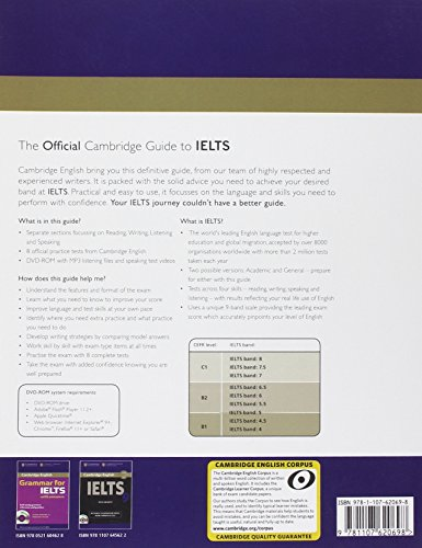 the official cambridge guide to ielts student s book with answers rh gettingdownunder com the official cambridge guide to ielts the official cambridge guide to ielts student's book with answers pdf