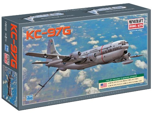 [Minicraft Models KC-97G 1/144 Scale] (Usaf Kc 135)