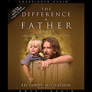 Difference a Father Makes Audiobook