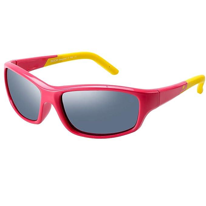 Amazon.com: Duco Kids - Anteojos de sol polarizados ...